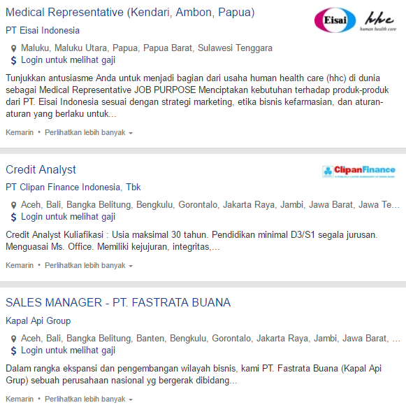 Lowongan Kerja PT Clipan Finance Indonesia, Tbk Terbaru 2020