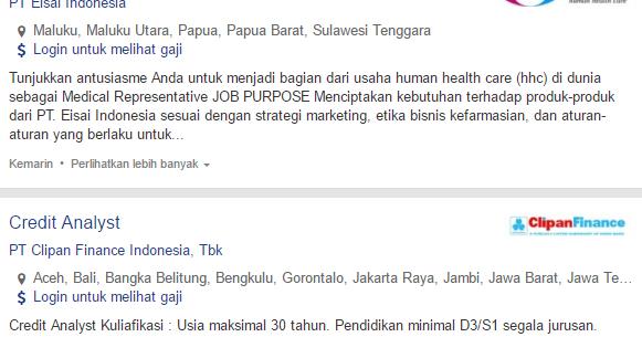 Lowongan Kerja PT Clipan Finance Indonesia, Tbk Terbaru ...