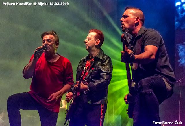 Koncert za Valentinovo @ Prljavo kazalište, Rijeka 14.02.2019