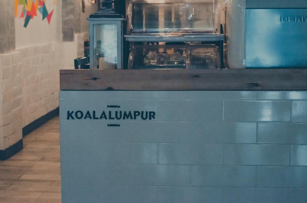 Café Koalalumpur Zaragoza