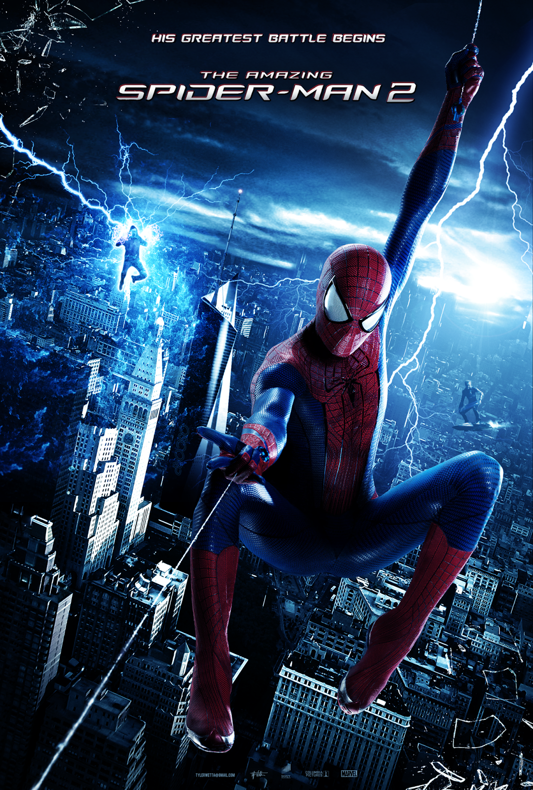 Box Office Movies Download The Amazing Spider-Man 2 2014 -3897