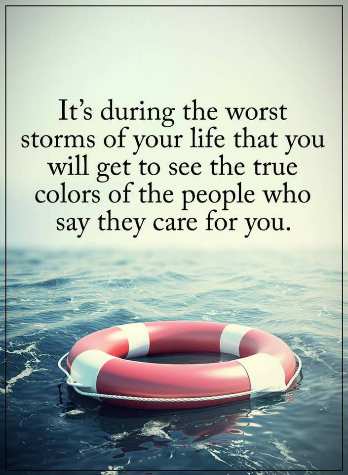 Its During The Worst Storms Of Your Life People Quotes 101 Quotes