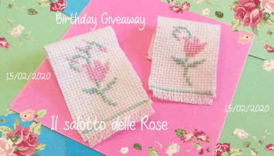 Rosella's birthday giveaway