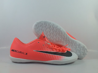 Nike Mercurial Victory IC - Pink White Motion Blur