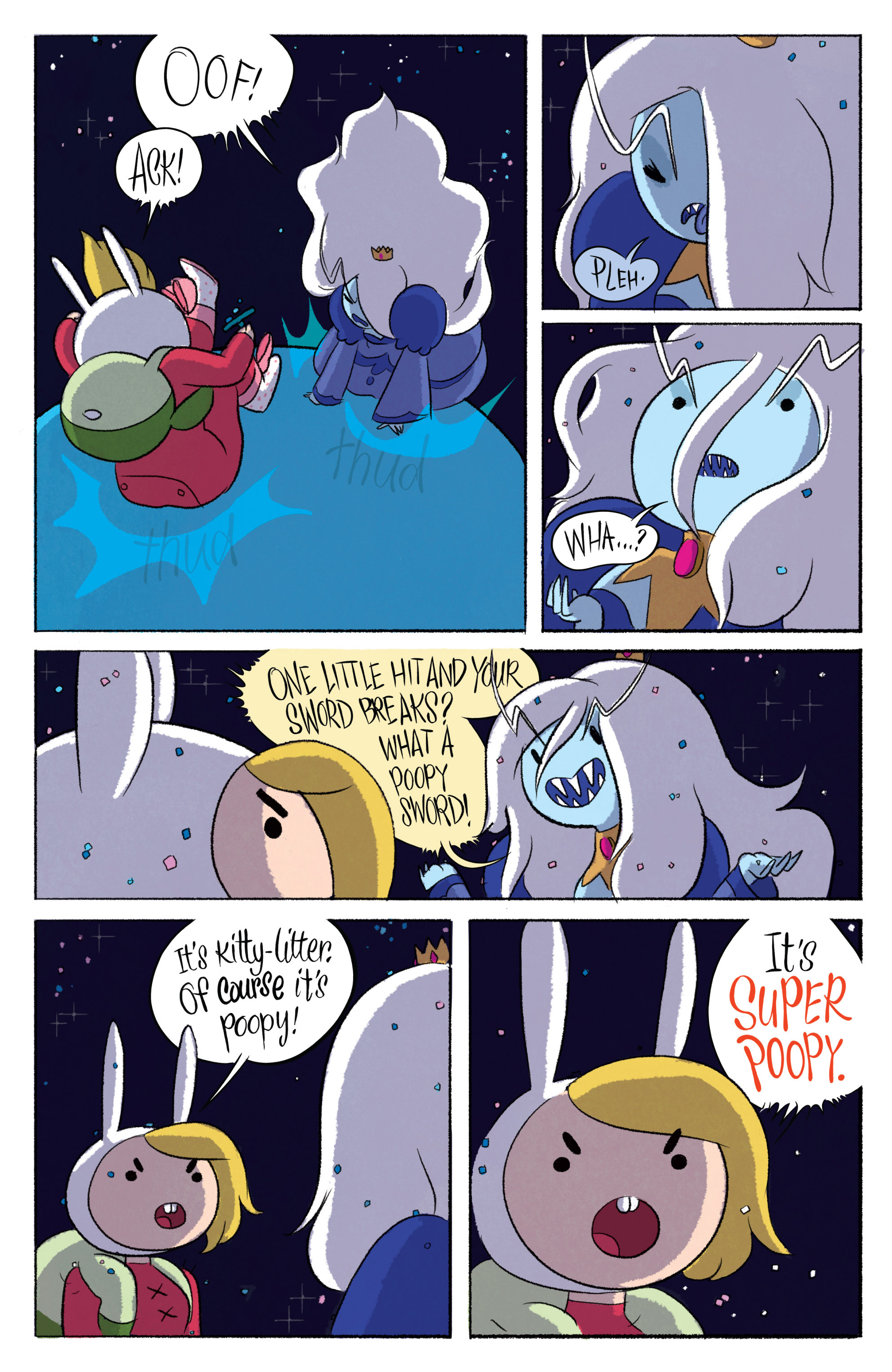 Read online Adventure Time with Fionna & Cake comic -  Issue #2 - 11