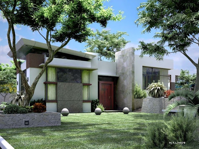 A Contemporary House Design in Singapore with Inspiring One Garden on Each Level A Contemporary House Design in Singapore with Inspiring One Garden on Each Level A 2BContemporary 2BHouse 2BDesign 2Bin 2BSingapore 2Bwith 2BInspiring 2BOne 2BGarden 2Bon 2BEach 2BLevel66