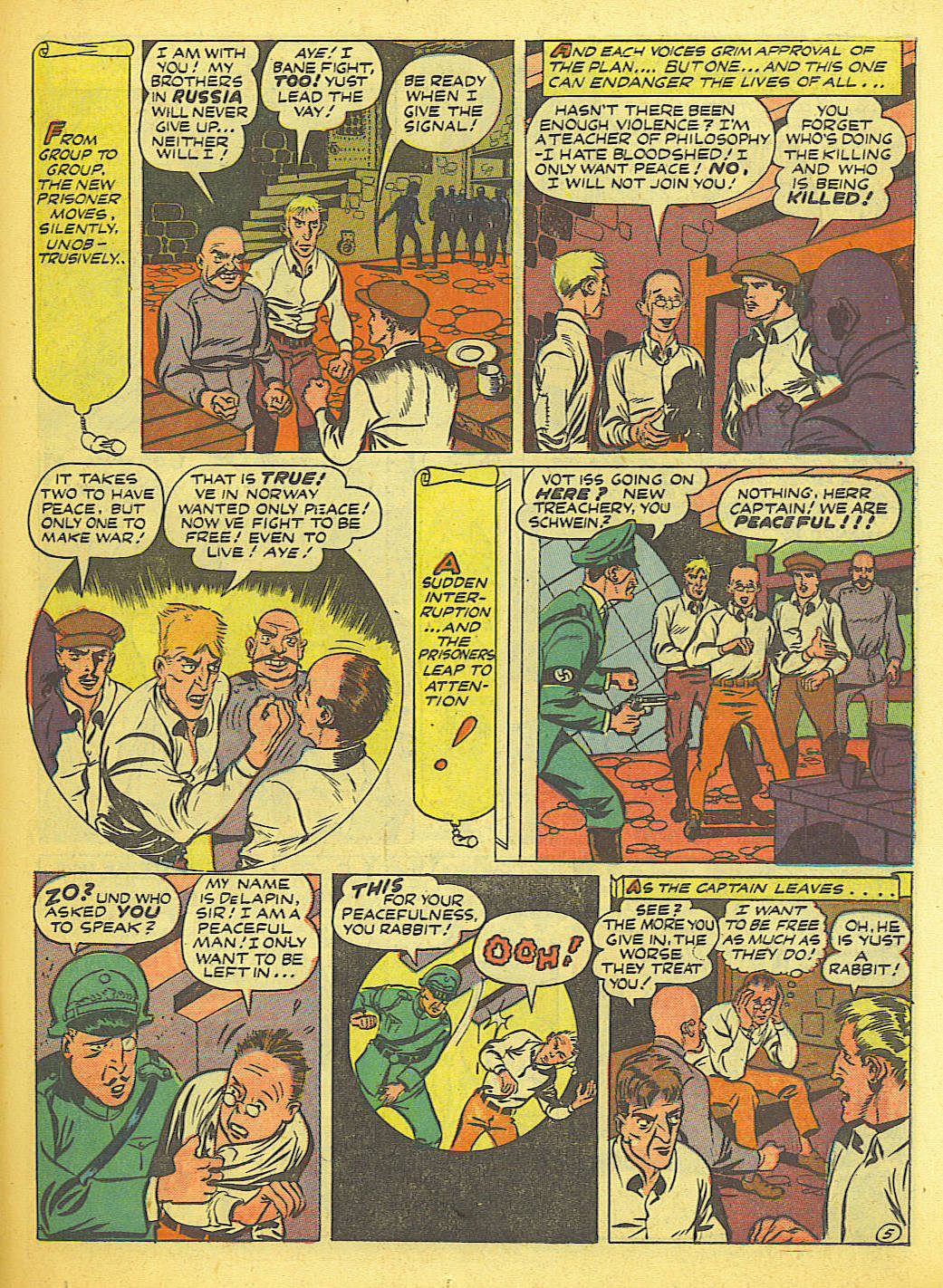Read online Action Comics (1938) comic -  Issue #58 - 37