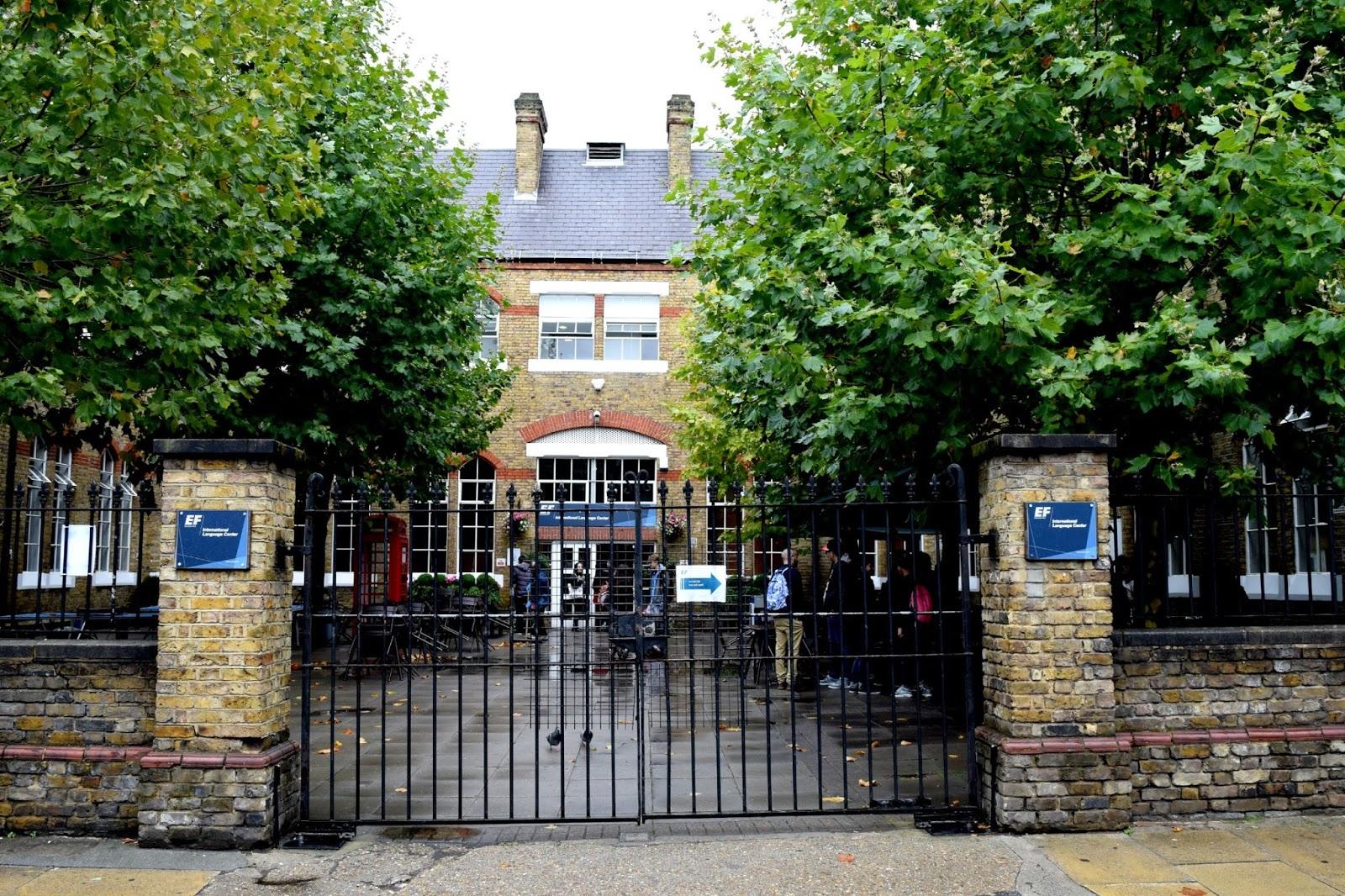 EF International Language School London