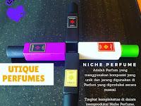 Niche Parfum Buat Anda Yang Ingin Tampil Eksklusif dan Berbeda Dari Orang Lain