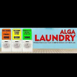 Lowongan Kerja Karyawati di Alga Laundry