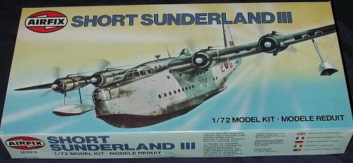 Airfix Sunderland III Flying Boat