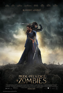 Pride and Prejudice and Zombies Poster