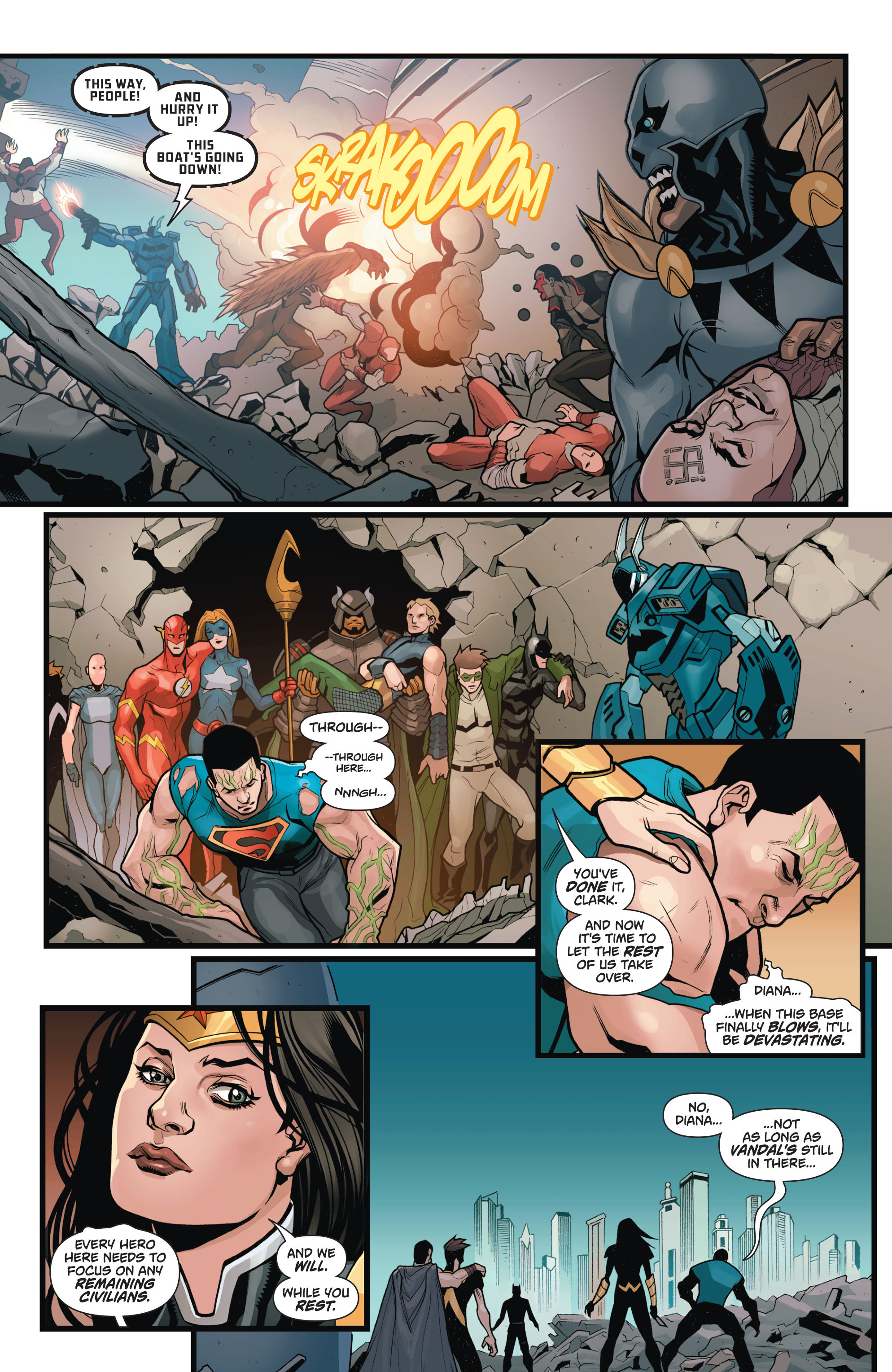 Read online Action Comics (2011) comic -  Issue #50 - 24