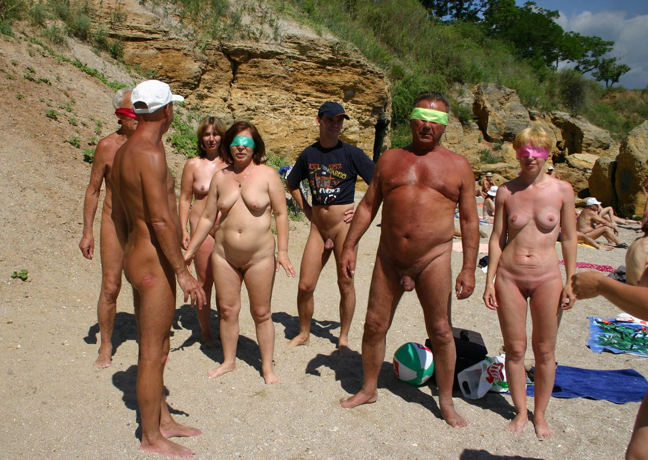 And wet, Nudist family odessa love