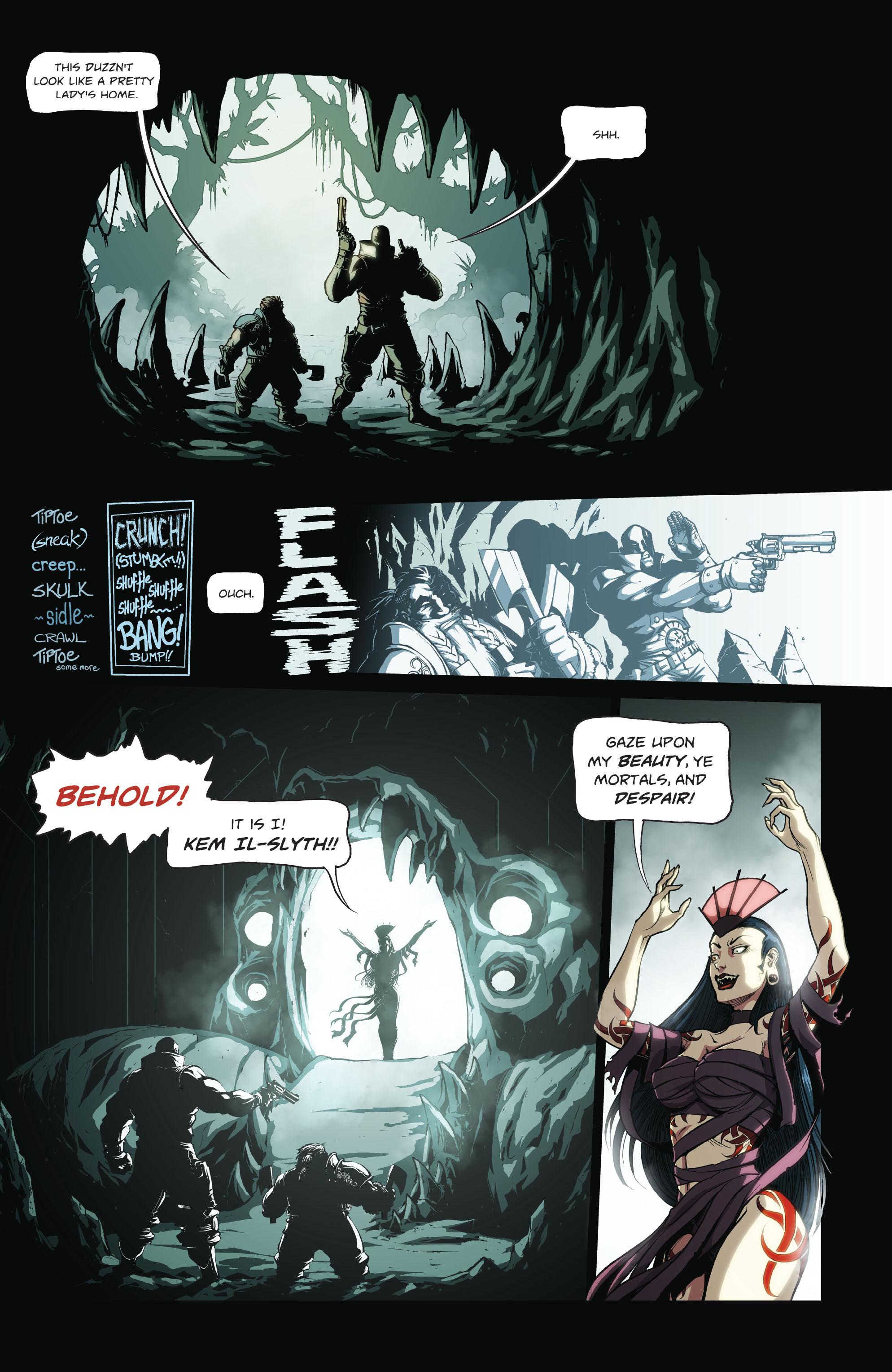 Read online Skullkickers comic -  Issue #12 - 23