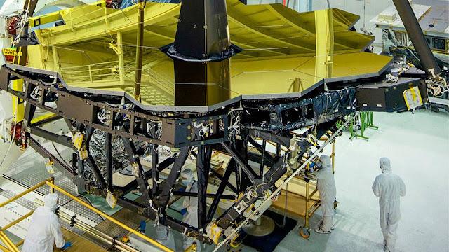 Teleskop, JWST, Nasa, Esa, space, hubble