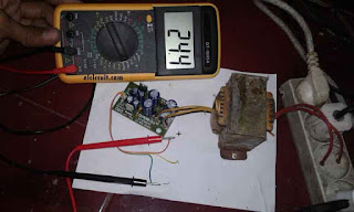 12V Regulated Power Supply CT