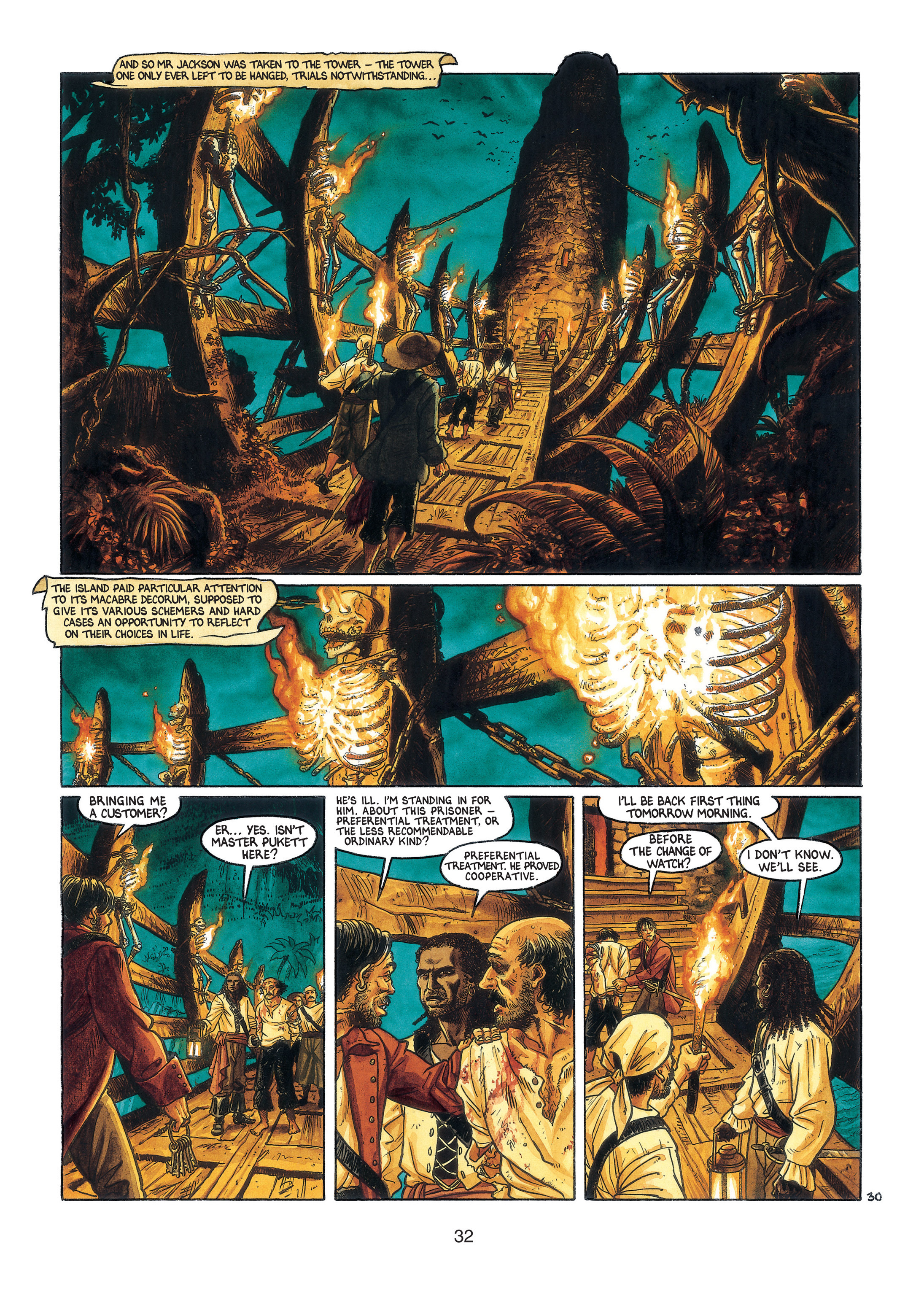 Read online Barracuda comic -  Issue #3 - 33