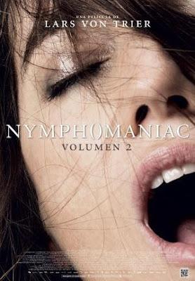 Nymphomaniac – Volume II 2013 DVD R1 NTSC Latino