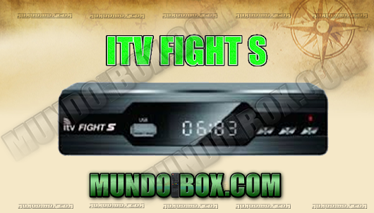 ITV FIGHT S ACTUALIZACIÓN V2.430 - 08/10/2018