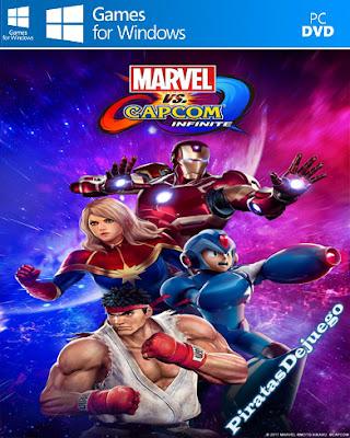 Marvel VS Capcom Infinite PC Full Español