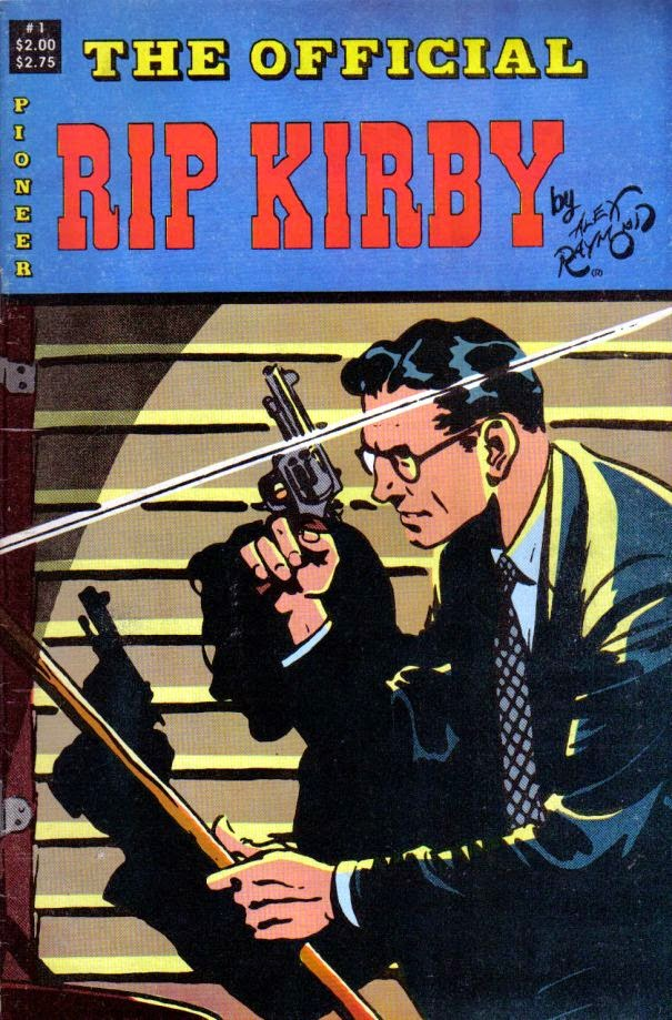 rip kirby comics cbr download