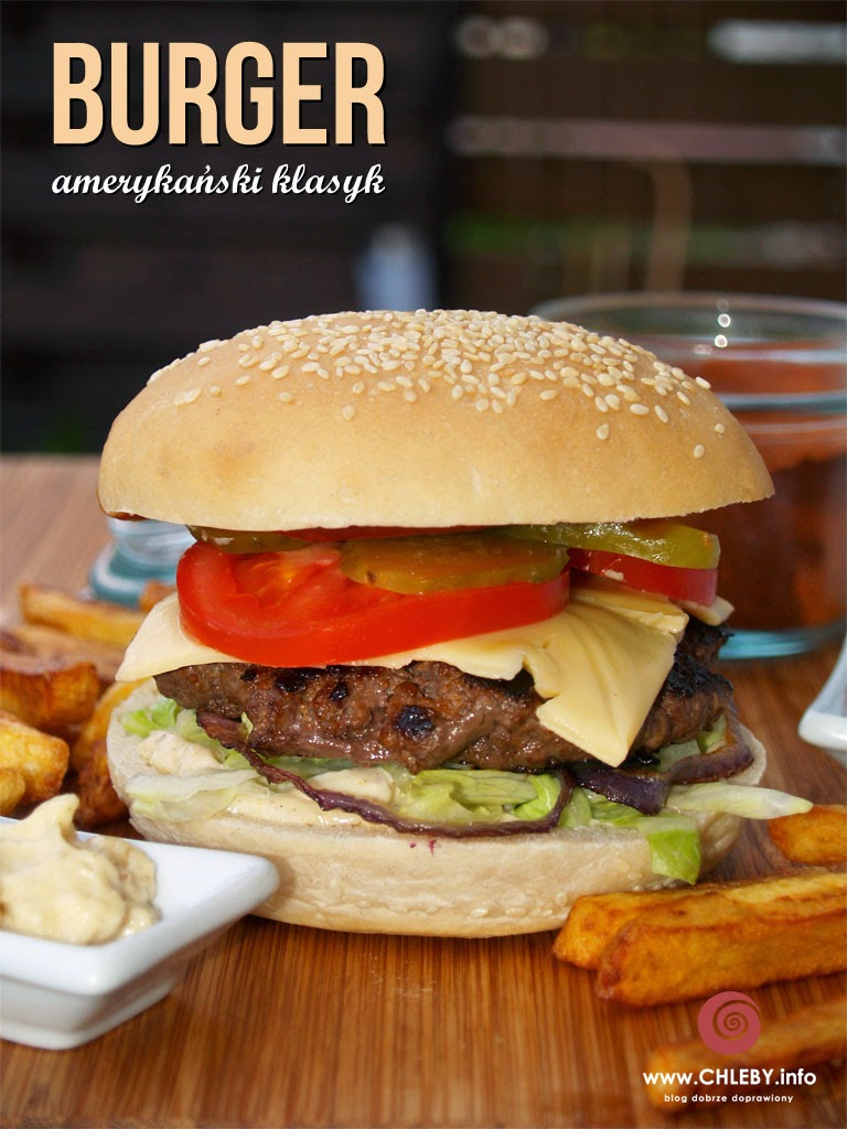 Burger - amerykański klasyk