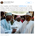 JUST IN: President Buhari expected in Katsina today for Sallah