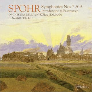 Louis Spohr (1784-1859)  Symphonies Nos 7 & 9