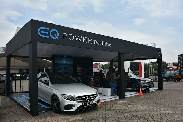 mercedes benz EQ power