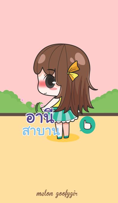 ARNI melon goofy girl_E V02