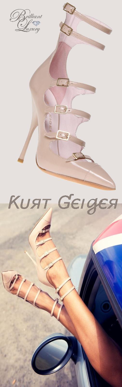 Brilliant Luxury ♦ Kurt Geiger 'Samantha'