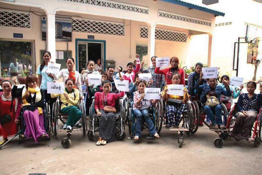 disabilities in cambodia Twenty years after the signing of the paris agreements in 1991, cambodia's human rights record remains poor.