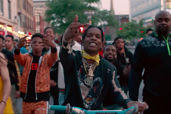"""Video: A$AP Rocky """"Tony Tone"""""""