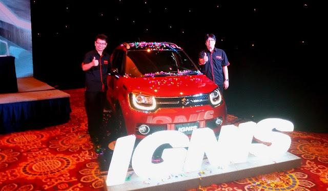 Harga dan Spesifikasi Suzuki Ignis