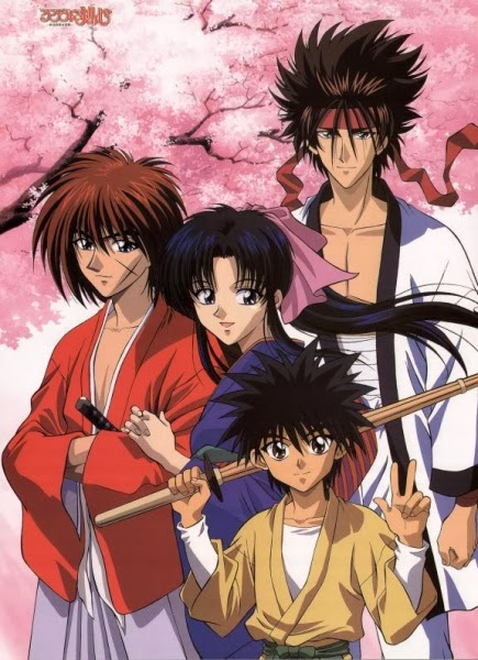Download Rurouni Kenshin: Meiji Kenkaku Romantan