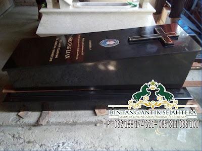 Makam Granit Kristen | Jual Granit Makam