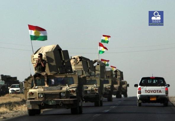 """دير شبيغل """" الأسبوع الأسود من تاريخ الأكراد"""