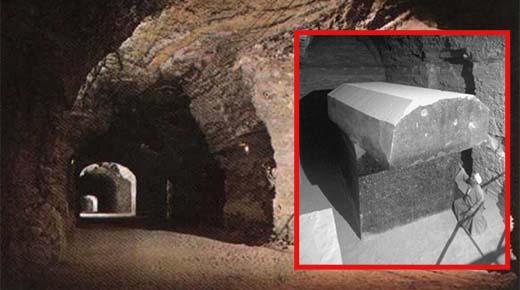 ¿Fueron estas enormes cajas de granito solido del Serapeum utilizados como portales estelares?