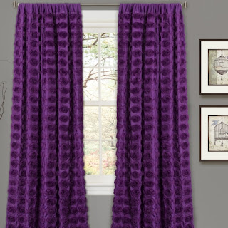 Emma single curtain