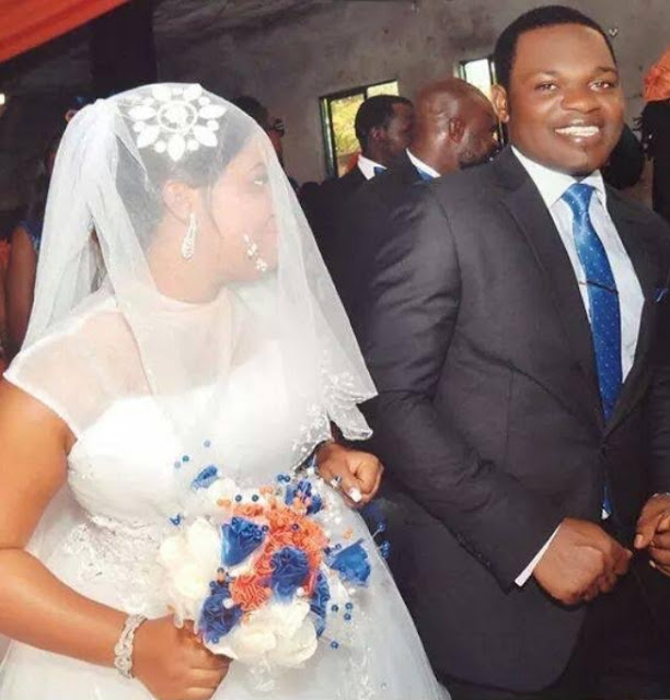 comrade jerry edoho 3rd wedding anniversary