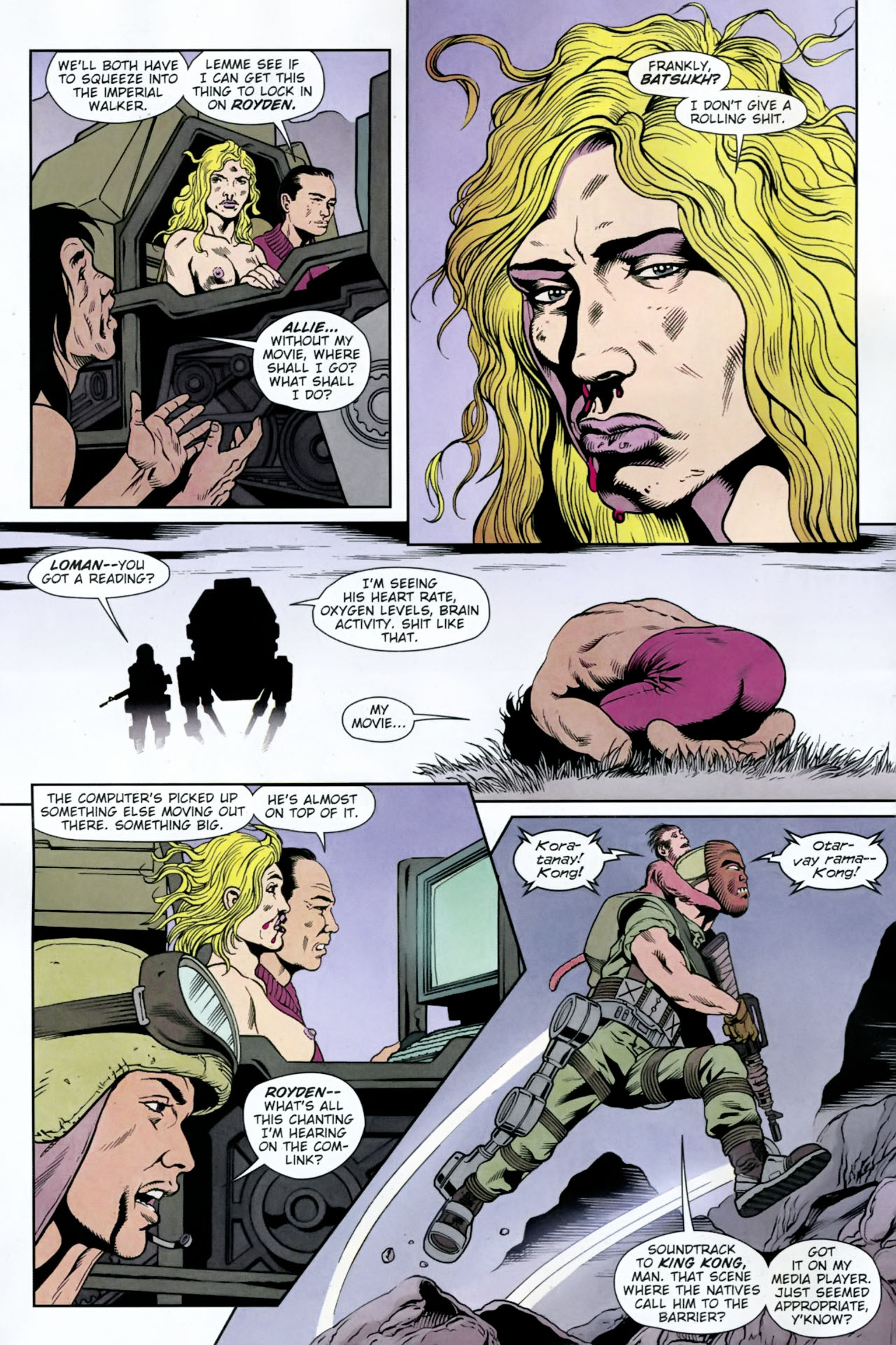 Read online Army @ Love comic -  Issue #12 - 6
