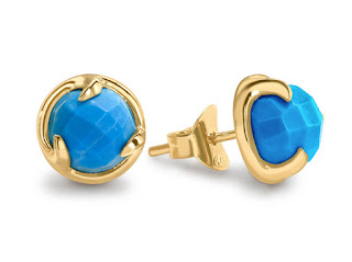 Missoma - Claw Stud Earrings - Jewellery Curated - Summer Holiday