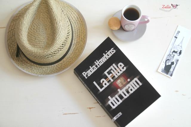 Les carnets de Zélie Coptaire: La fille du train : Paula