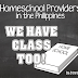 Homeschool Providers In The Philippines