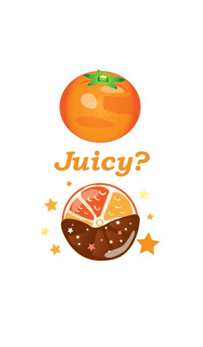 Juicy? (orange)