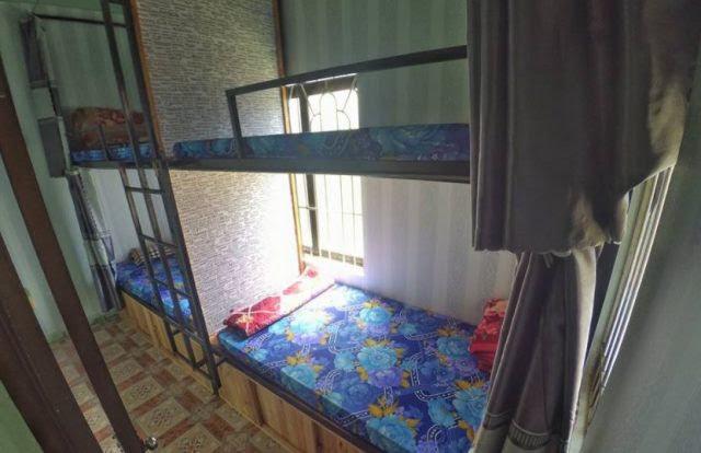 Giường ngủ 2 tầng