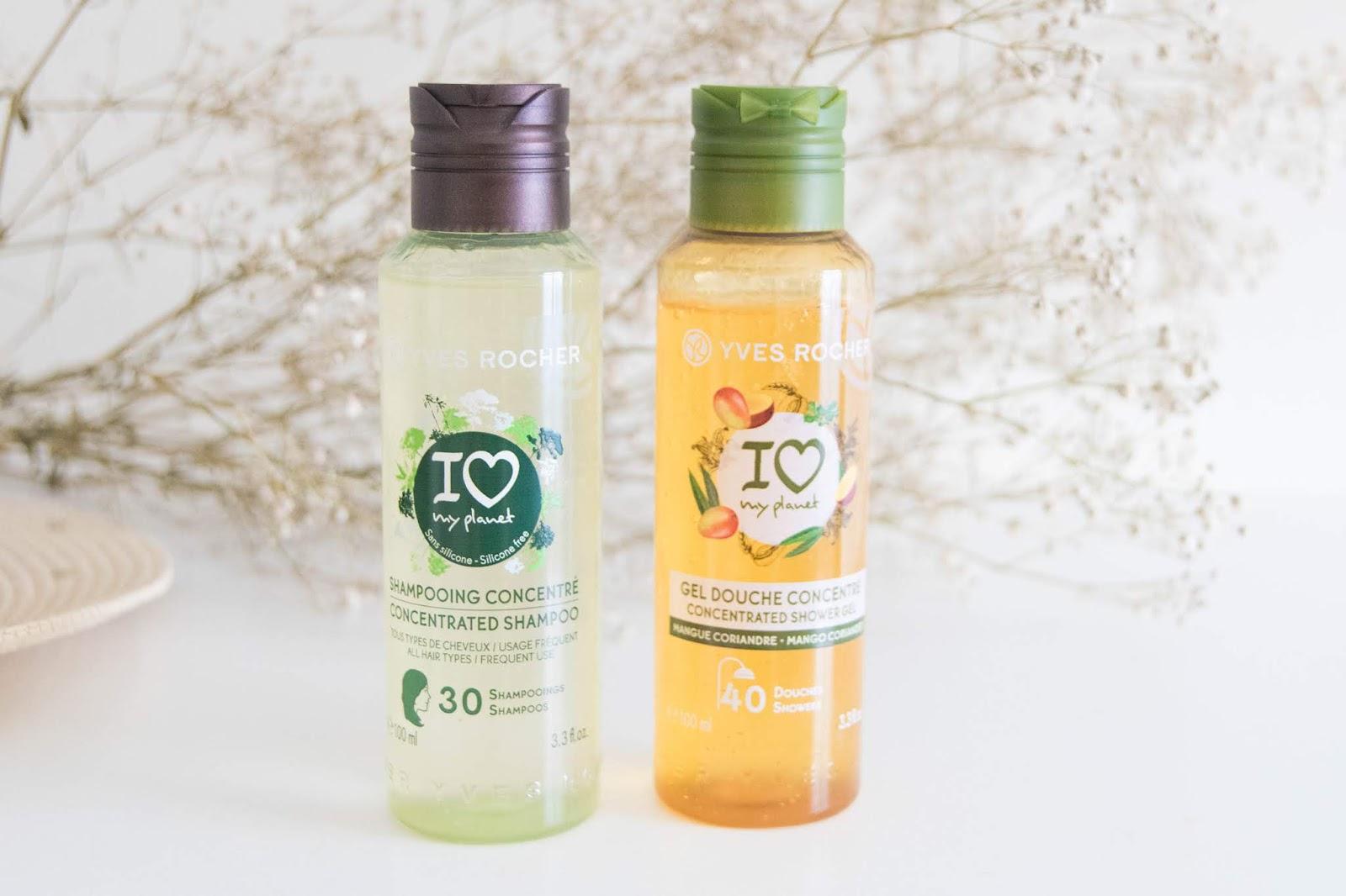 shampoo concentrado gel de duche yves rocher