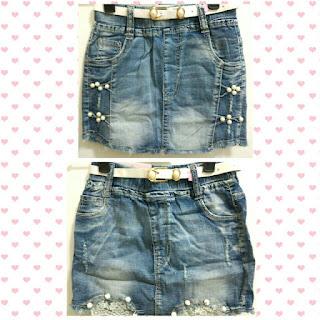 Rok Anak ROK0001 Jeans