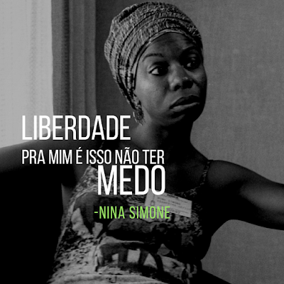 O que aconteceu à Miss Nina Simone? | Preta, Nerd & Burning Hell